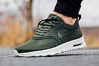 Nike Air Max Thea Carbon Green. Качественные кроссовки. Стильные кроссовки., фото 1