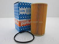 Фильтр маслянный Рено Мастер 2.5 dCI 2006> + Purflux (Франция) - PX L470