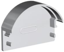 Торцевая заглушка ЗСР радиальная (1шт) Код.57814