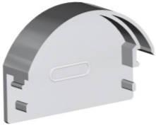 Торцевая заглушка ЗСР радиальная (1шт) Код.57814, фото 2