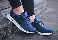 Nike Air Max Thea Loyal Blue. Качественные кроссовки. Стильные кроссовки.
