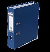 Регистратор односторонний А4 jobmax, ширина торца 70мм, темно-синий bm.3011-03c