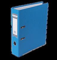 Регистратор односторонний А4 jobmax, ширина торца 70мм, светло-синий bm.3011-30c