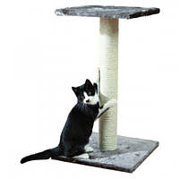 "Trixie Когтеточка-столбик ""Espejo"" с видовой платформой для кошки, 69см"