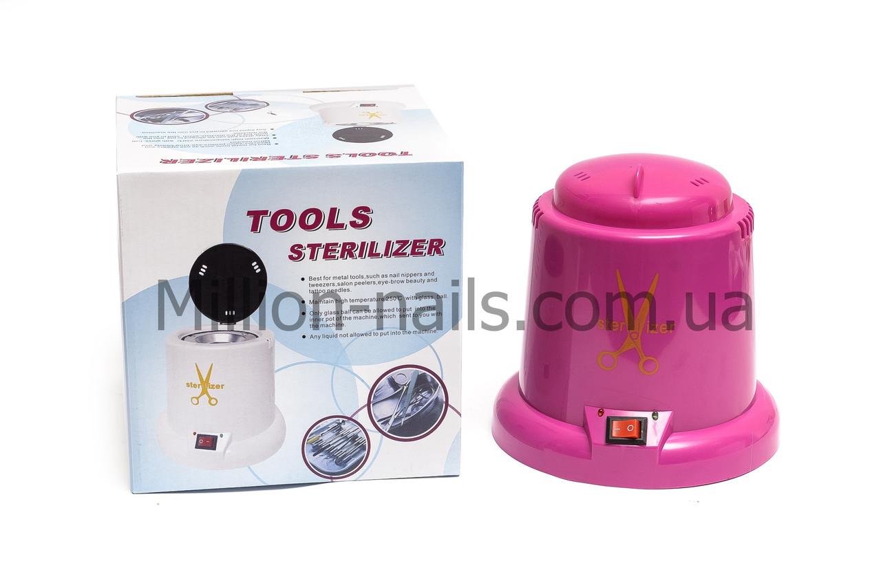 Шариковый стерилизатор для маникюрных инструментов YM-9001B