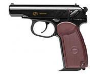 Пистолет пневматический SAS Makarov Blowback [KMB44AHN]