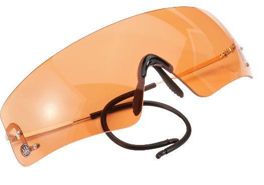 Очки для стенда Beretta Shooting Glasses Orange