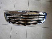 """Решетка радиатора """"AMG"""" для Mercedes S-Klasse W221 2005-13"""