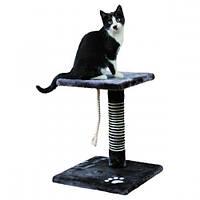 """Trixie Когтеточка-столбик """"Viana"""" с видовой платформой для кошек, 44см"""