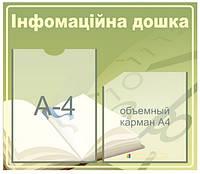 Інформаційна дошка стенд