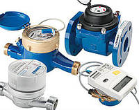 Счетчики воды (водомеры), теплосчетчики и комплектующие
