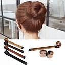 Твистер Hairagami (хэагами) покрыт искусств. волосами белый, фото 3