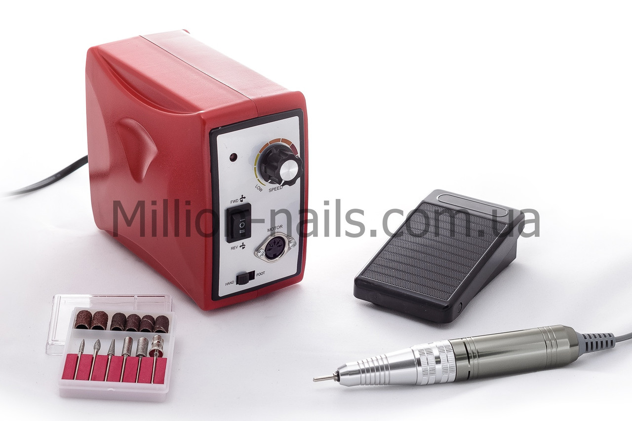 Фрезер для маникюра и педикюра ZS-701,50000 оборотов, 65 Вт