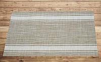 Cалфетка на стол Полоска белая 30см*45см