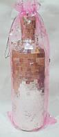 Мешочек подарочный под бутылку 16х39 см