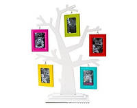 """Фоторамка """"Родовое дерево"""", с разноцветными рамками HM 0265"""