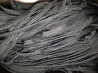 Шнур ПЭ40 Б 10мм (200м) черный