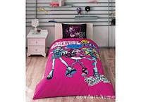 Детское постельное бельё TAC Monster High Nightly Bundle (Монстер Хай) p-339308