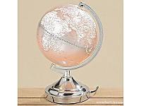 Лампа Глобус серый пластик арт 3149500