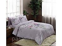 TAC Семейный комплект постельного белья Clementina lila p-39097