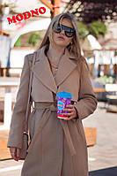 Женское стильное кашемировое пальто (4 цвета)