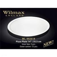 Wilmax Блюдо для пици 35,5 см