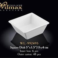 Wilmax Емкость для закусок 13*4 см