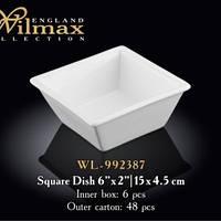 Wilmax Емкость для закусок 15*4,5 см