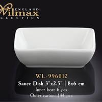 Wilmax Ёмкость для соуса  8x6 см
