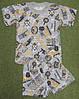 Детский летний костюм футболка с шортами. Размер: 34-36