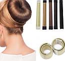 Твистер Hairagami (хэагами) покрыт искусств. волосами светло-русый, фото 2