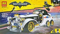 """Конструктор Bela 10631 (аналог Lego The Batman Movie 70911) """"Автомобиль Пингвина"""" 316 дет"""