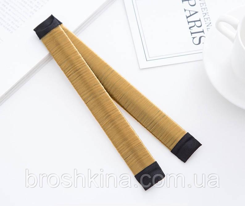 Твистер Hairagami (хэагами) покрыт искусств. волосами светло-русый