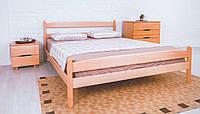 Кровать полуторная Лика с изножьем