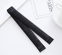Твистер Hairagami (хэагами) покрыт искусств. волосами черный