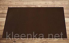 Подставка под тарелки шоколад 30см*45см, серветка сервірувальна