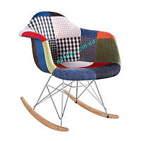 Кресло-качалка АС 018WH