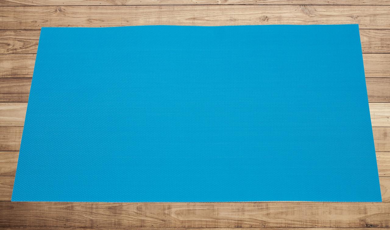 Яркая подставка под тарелки 35см*40см, серветка вінілова під столові прибори