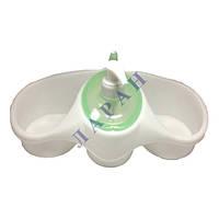 Стойка для ванных принадлежностей (пластик)