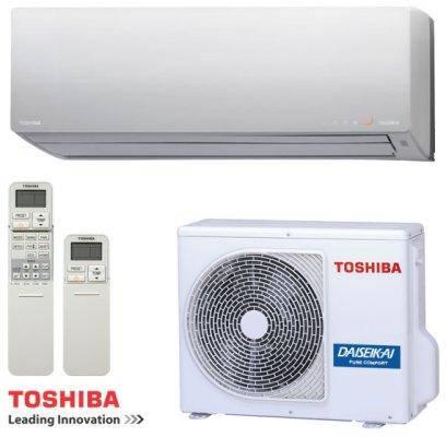 Сплит-система настенного типа Toshiba RAS-35G2KVP-ND/RAS-35G2AVP-ND, фото 2