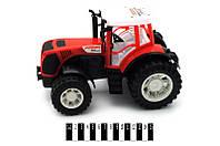 Трактор инерционный 0488-200 р.30,5*19*19см.