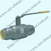 Кран LD полнопроходной приварной стальной ду 40 - ду 250