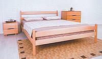 Кровать двуспальная Лика с изножьем