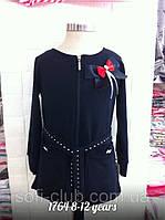 Детская одежда оптом Кофта для девочек оптом 128-146см, фото 1