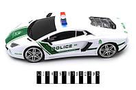 """Машинка """"Полиция"""" инерционная 303-2А р.33х13,5х8 см."""