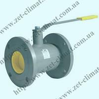 Кран шаровой LD фланцевый стандартнопроходной стальной Ду 15 - Ду 500/390