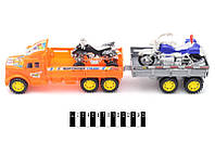 Машинка грузовик инерционная  N603, р .46,5*10*13 см