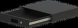 Корпус металевий Rack 2U, модель MB-2400RD (Ш483(432) Г400 В88 чорний, RAL9005(Black textured), фото 2