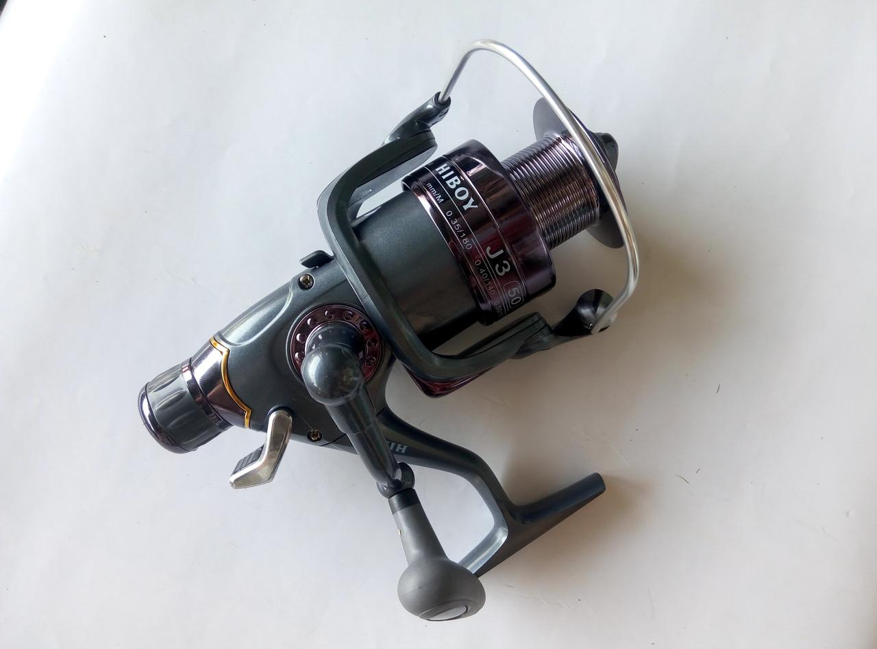 Катушка Hiboy J3 40FRM 3bb с байтраннером