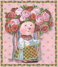 Схемы для вышивания бисером по мотивам Е. Гапчинской
